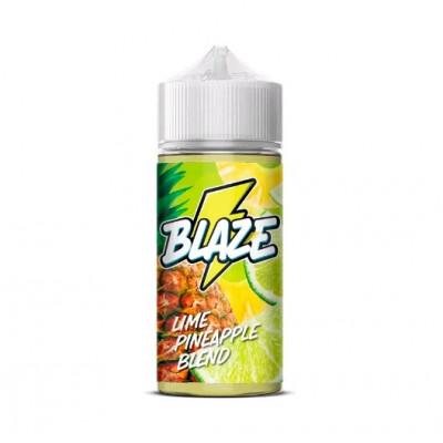 Купить ЖДЭС на соли блэйз (blaze) лайм, ананас 30 мл 20 мкг стронг 2023 в Уфе в магазине Tabakos