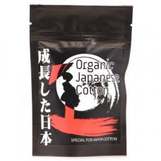 Вата из хлопка органический японский хлопок
