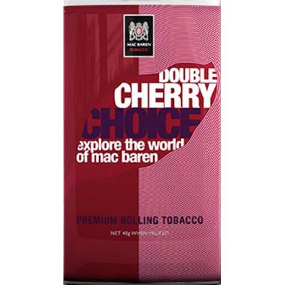 Купить Табак сигаретный мак барен (MAC BAREN) двойная вишня 40 г в Уфе в магазине Tabakos