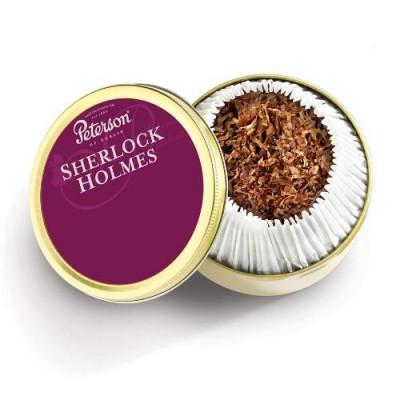 Купить Табак трубочный петерсон (Peterson) шерлок холмс (sherlock holmes) ж/б 50 гр в Уфе в магазине Tabakos