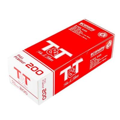 Купить Гильзы сигаретные Т&Т 200 шт в Уфе в магазине Tabakos