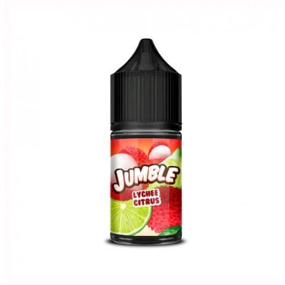 Купить ЖДЭС на соли джамбл (jumble) личи цитрус 30 мл 20 мкг 2023 в Уфе в магазине Tabakos