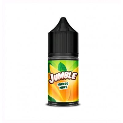 Купить ЖДЭС на соли джамбл (jumble) манго мята 30 мл 20 мкг 2023 в Уфе в магазине Tabakos