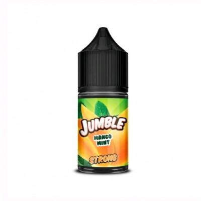 Купить ЖДЭС на соли джамбл (jumble) манго мята 30 мл 20 мкг стронг 2022 в Уфе в магазине Tabakos