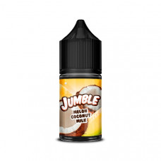 ЖДЭС на соли джамбл (jumble) дыня кокосовое молоко 30 мл 20 мкг стронг 12.2022