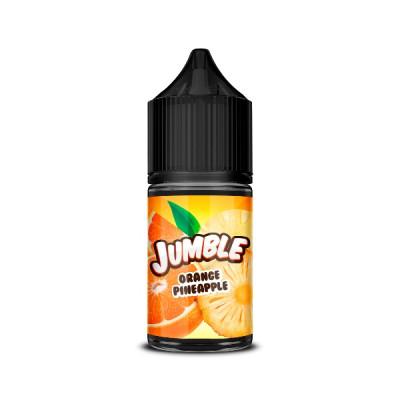 Купить ЖДЭС на соли джамбл (jumble) апельсин ананас 30 мл 20 мкг стронг 2022 в Уфе в магазине Tabakos