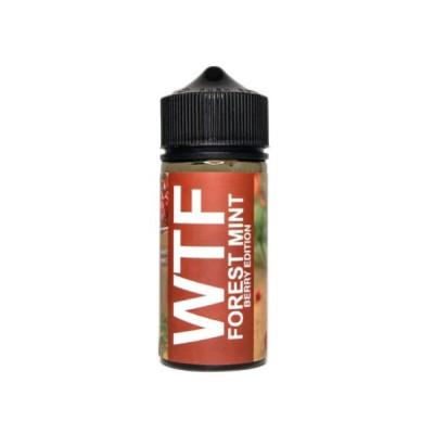 Купить ЖДЭС на соли збс/втф (zbs/wtf) лесная мята ягодная серия 30мл 16 мкг 2021 в Уфе в магазине Tabakos