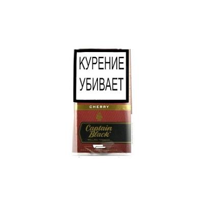 Купить Табак сигаретный капитан блек (Captain Black) вишня в Уфе в магазине Tabakos