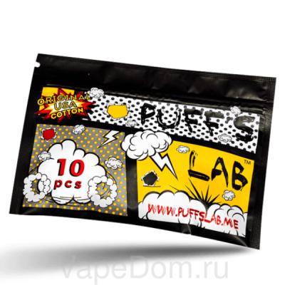 Купить Вата из хлопка слойка (puff's) в Уфе в магазине Tabakos