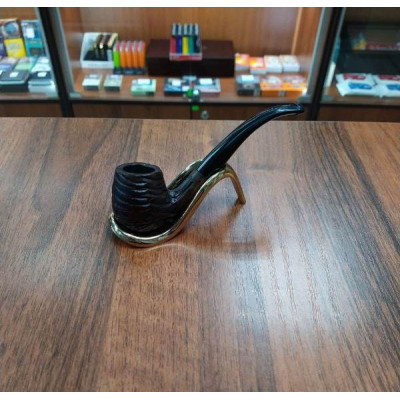 Купить Трубка БРК чехия средний большой дарвил рустик в Уфе в магазине Tabakos