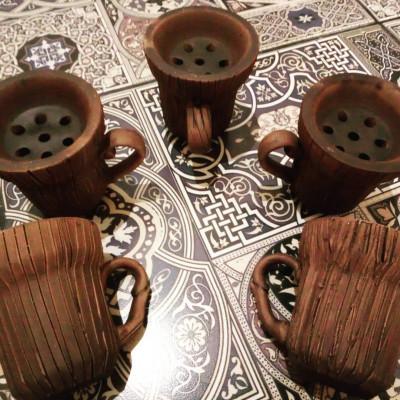 Купить Чаша кальянная кружка молоко в Уфе в магазине Tabakos