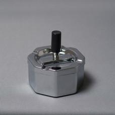 Пепельница с кваэр (S.Quire) восьмигранная 90 мм 420042-928A