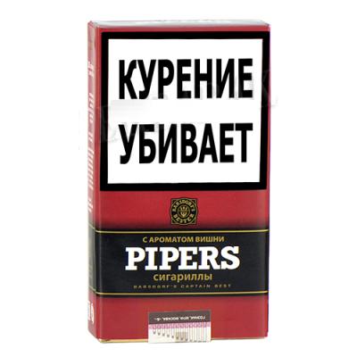 Купить Сигариллы пайперс вишня 20 шт в Уфе в магазине Tabakos