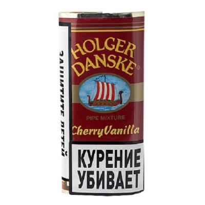 Купить Табак трубочный холджер данск (Holger Danske) вишня и ванилла 40 гр в Уфе в магазине Tabakos