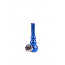 Трубка сувенирная металл снеговик малый Нх1303