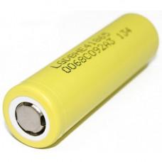 Аккумулятор LG НЕ4 18650 2600 mah 20A желтый