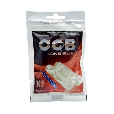 Купить Фильтр сигаретный ОКБ (ocb) слим лонг в Уфе в магазине Tabakos