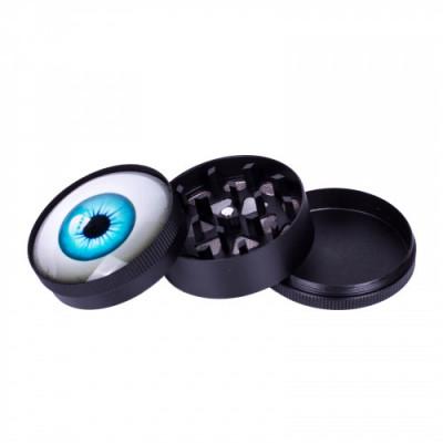 Купить Измельчитель для табака металл глаз в Уфе в магазине Tabakos