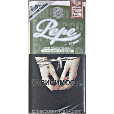 Табак сигаретный пепе темно-зеленый