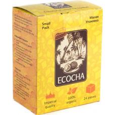 Уголь кокосовый экоча (Ecocha) 24 шт