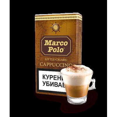 Купить Сигариллы Марко Поло (Marco Polo) капучино в Уфе в магазине Tabakos