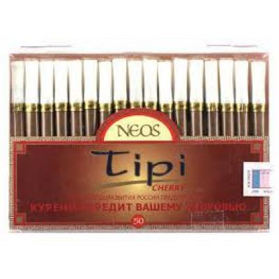 Купить Сигариллы неос тип ред вишня (Neos tipi) в Уфе в магазине Tabakos