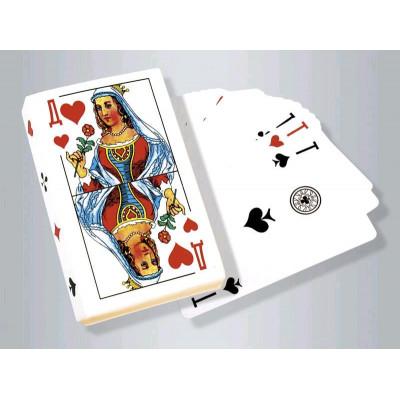 Купить Карты игральные с пластиковым покрытием 36 шт в Уфе в магазине Tabakos