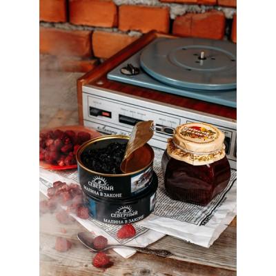 Купить Табак кальянный северный малина в законе 25гр в Уфе в магазине Tabakos