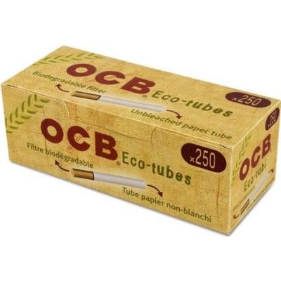 Купить Гильзы сигаретные ОКБ эко 250 шт (ocb) в Уфе в магазине Tabakos