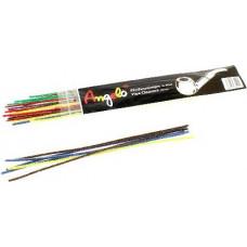 Ерши для трубок анжело (angelo) цветные длинные (23) 320040
