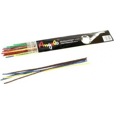 Купить Ерши для трубок анжело цветные длинные (23) 320040 в Уфе в магазине Tabakos