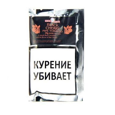 Купить Табак трубочный самуэль гавив черная вишня кисет 40 гр. в Уфе в магазине Tabakos