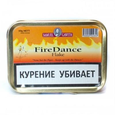 Купить Табак трубочный самуэль гавив файрдэнс флэйк банка 50 гр. в Уфе в магазине Tabakos