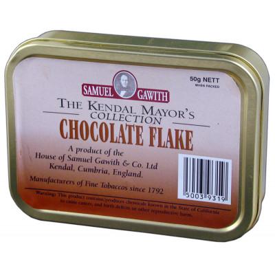 Купить Табак трубочный самуэль гавив шоколад флэйк банка 50 гр. в Уфе в магазине Tabakos
