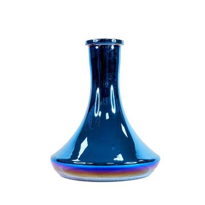 Купить Колба для кальяна базука (bazooka) выс.25 см. синяя в Уфе в магазине Tabakos
