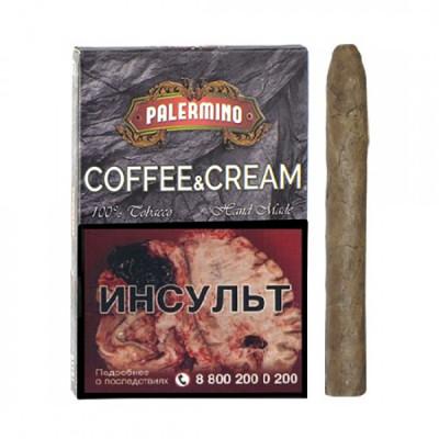 Купить Сигариллы палермино (palermino) кофе со сливками 5 шт в Уфе в магазине Tabakos