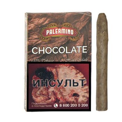 Купить Сигариллы палермино (palermino) шоколад 5 шт в Уфе в магазине Tabakos