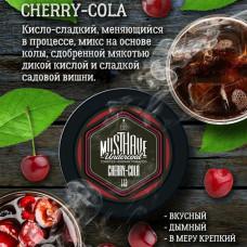Табак кальянный маст хев (must huve) вишневая кола 25 гр