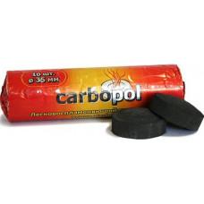Уголь карбопол (Carbopol) 35 мм