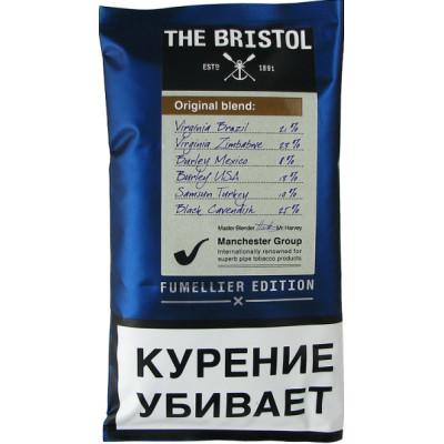 Купить Табак трубочный бристоль (Bristol) оригинал 40 г в Уфе в магазине Tabakos