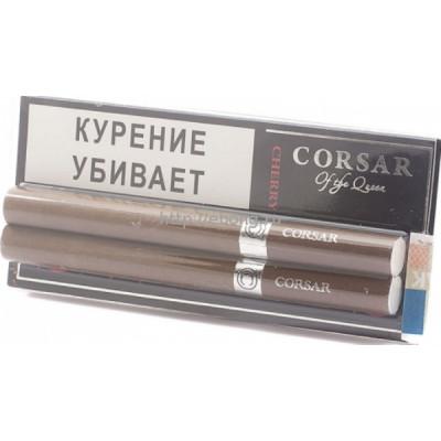 Купить Сигариллы корсар (Corsar) блистер сладкая вишня 2 шт в Уфе в магазине Tabakos