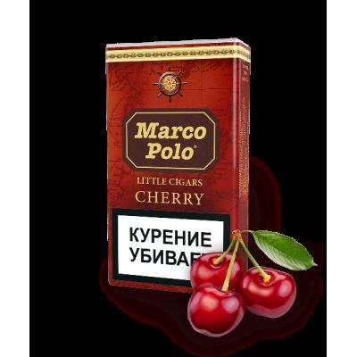 Купить Сигариллы Марко Поло (Marco Polo) вишня в Уфе в магазине Tabakos