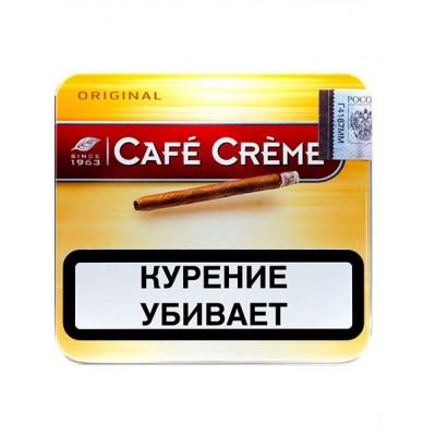 Купить Сигариллы кафе крим (cafe creme) оригинал ж/б в Уфе в магазине Tabakos