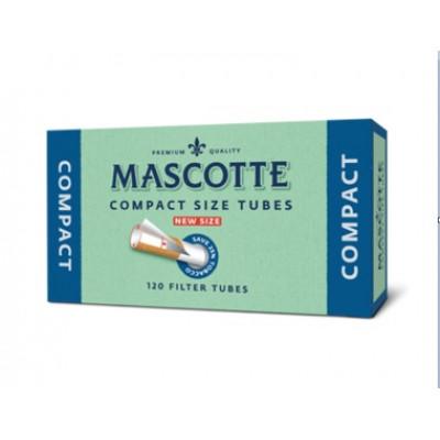 Купить Гильзы сигаретные маскотте (mascotte) компакт слим 120 шт в Уфе в магазине Tabakos
