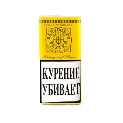 Купить Табак трубочный капитан бэстер (Capt'n Bester) мед и ром 40 г в Уфе в магазине Tabakos