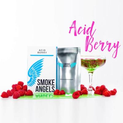 Купить Табак кальянный смоук энджелс (smoke angels) кислая ягода 30 г в Уфе в магазине Tabakos