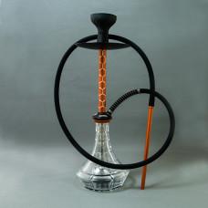 Кальян базука (Bazooka) джокер оранжевый рельефная колба