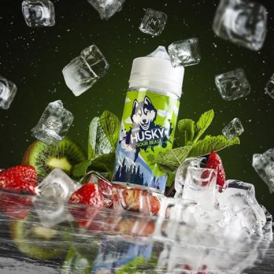 Купить ЖДЭС на соли хаски (husky) кислый зверь 50/50 30 мл 20 мкг 2022 в Уфе в магазине Tabakos