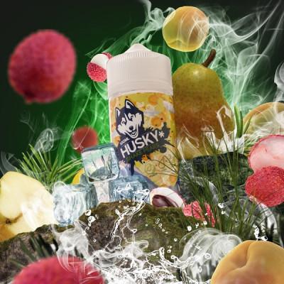 Купить ЖДЭС на соли хаски (husky) грушевый шейк 50/50 30 мл 25 мкг 2022 в Уфе в магазине Tabakos