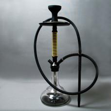 Кальян базука (Bazooka) атлас черный